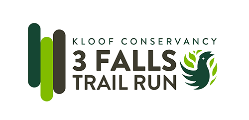 3 Falls Trail Run Logo