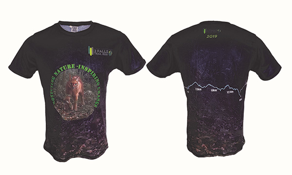 3 Falls Trail Run Shirt